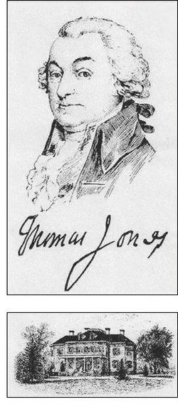 Maj Thomas Jones