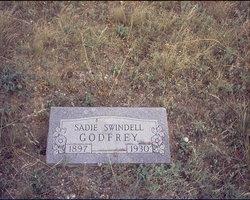 Sadie Ann <I>Swindell</I> Godfrey