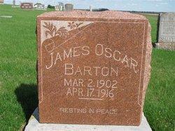 James Oscar Barton