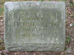 Gertrude Lydia <I>Predmore</I> Updike