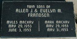 Myles MacKay Frandsen