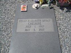 Kelly Elizabeth <I>Bryan</I> Cheshire