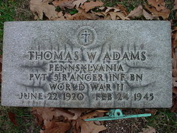 Thomas Wilber Adams