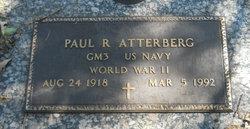 Paul R. Atterberg