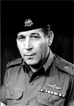"""Gen Israel """"Talik"""" Tal"""