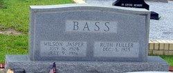 Ruth <I>Fuller</I> Bass