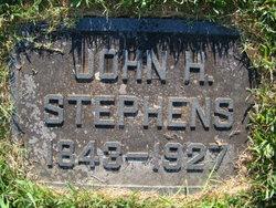John Henderson Stephens