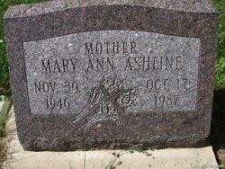 Mary Ann Ashline