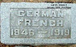 German French, Sr