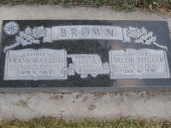Frank Mangum Brown