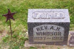 Rev A. H. Windsor