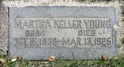 Martha <I>Alldredge</I> Young