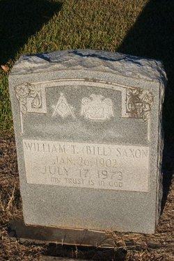 William T Saxon