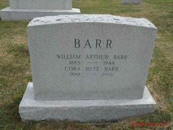 Cora <I>Betz</I> Barr