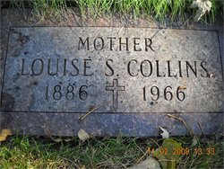 Louise Sophia <I>Hermansen</I> Collins