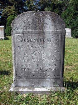 Josephine W. <I>Dovel</I> Adams