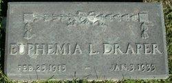 Euphemia <I>Lyman</I> Draper