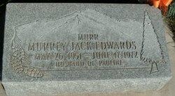 Murry Jack Edwards