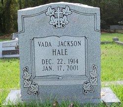 Vada Irene <I>Jackson</I> Hale
