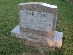 B. Rosemary <I>Gruber</I> Barrow