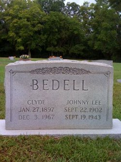 Clyde Bedell