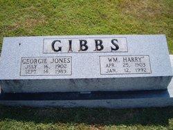 Georgie <I>Jones</I> Gibbs