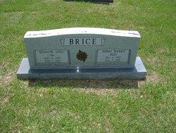 Sidney Bernice <I>Bass</I> Brice