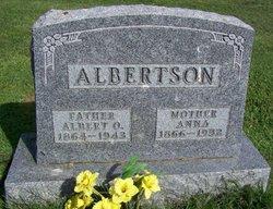 Albert O Albertson