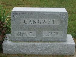 Pearl Mae <I>Beisel</I> Gangwer