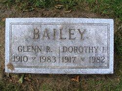 Dorothy I Bailey