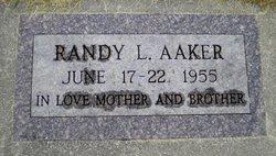 Randy L Aaker