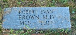 "Robert Evan ""M.D."" Brown"