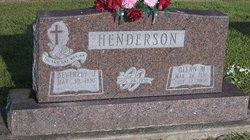 Glenn M Henderson