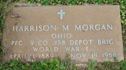 Harrison Meric Morgan