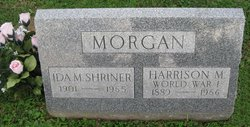Ida M <I>Shriner</I> Morgan