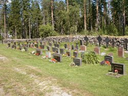 Åmossa Baptist Cemetery