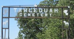 Tahlequah Cemetery