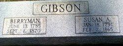 Berryman W. Gibson