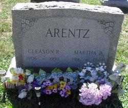 Cleason Paul Arentz
