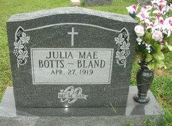 "Julia Mae ""Boogie"" <I>Botts</I> Bland"