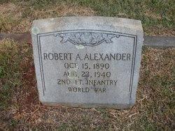 Robert A. Alexander
