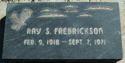 Ray Swen Fredrickson