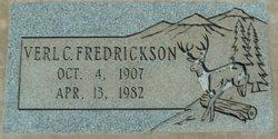 Verl C Fredrickson