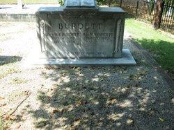 Dora Alzenia <I>Mitchell</I> Burdett