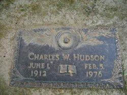 "Charles Westley ""Chuck"" Hudson, Jr"