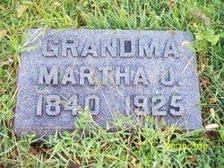 Martha Jane <I>Earhart</I> Millirons