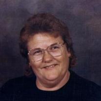Rita D <I>Mayes</I> Boatman