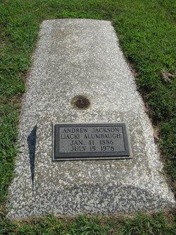Andrew Jackson Alumbaugh
