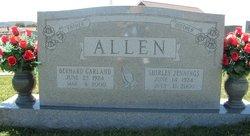 Shirley Bell <I>Jennings</I> Allen