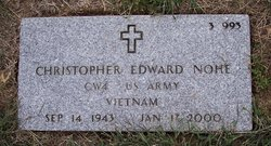 CWO Christopher Edward Nohe
